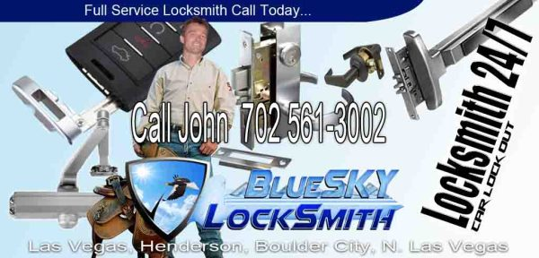 Car Lock Out